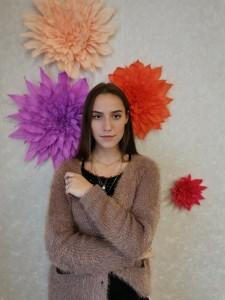 Глава старостата Иванова Инна гр.21