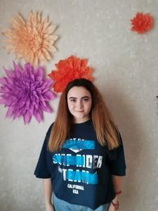 Культурно-массовый сектор Марченко Анастасия гр.22