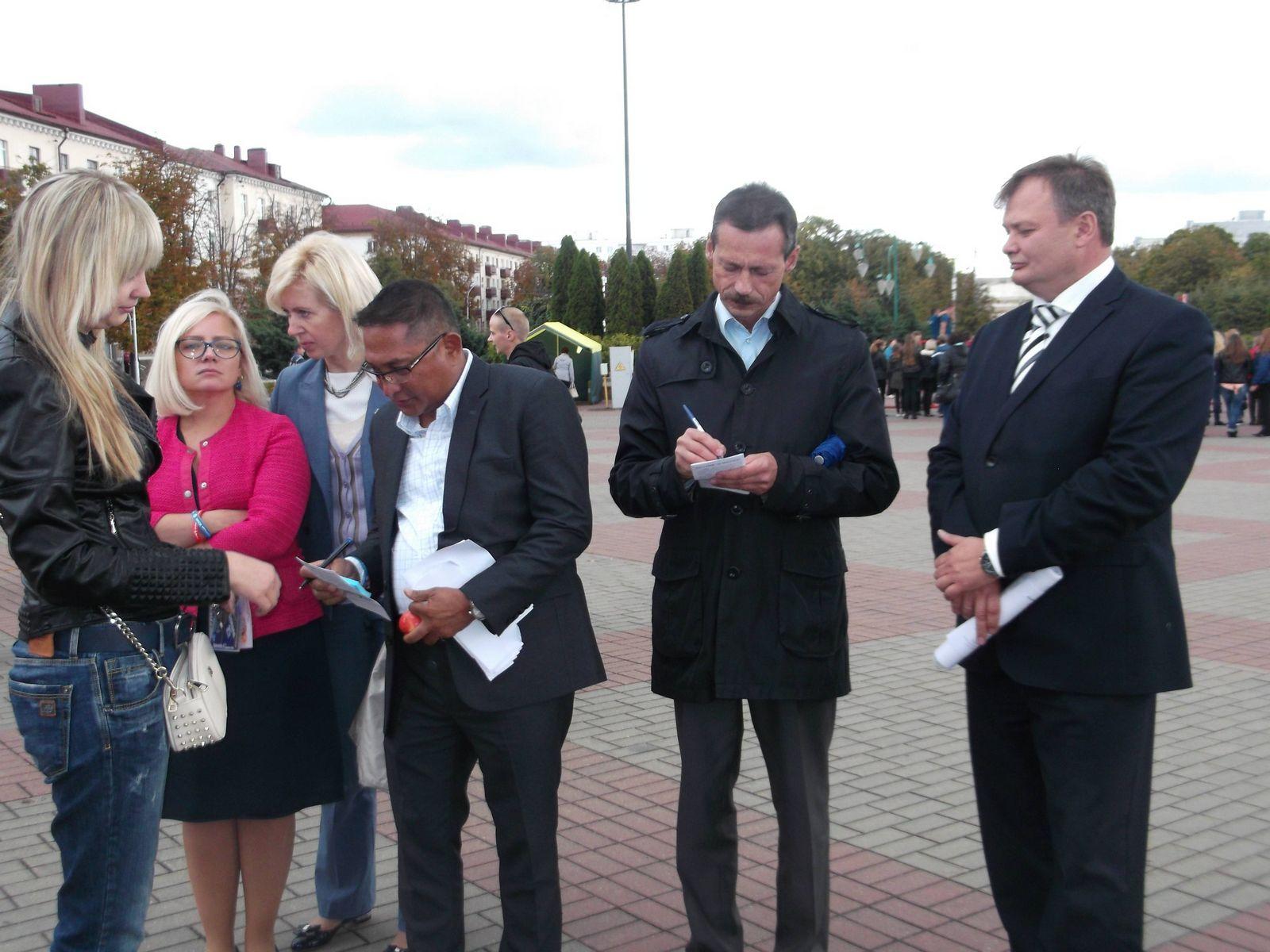 Состоялась  молодежная акция «Бобруйск – здоровый город – физкультурный город»